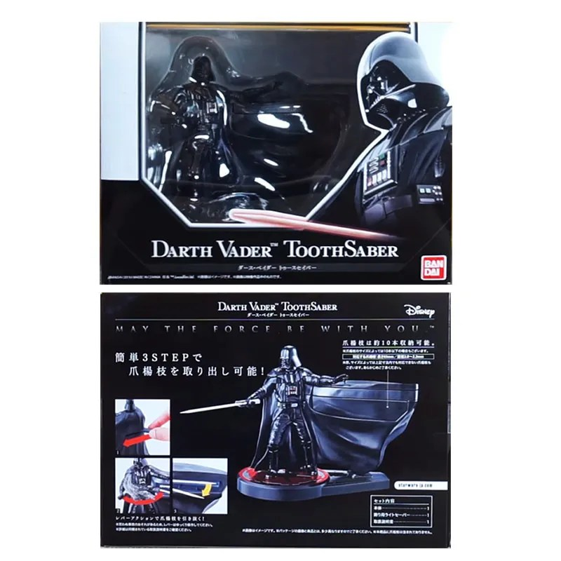 The Darth Vader ToothSaber Is A Toothpick Dispenser from The Dark Side 7ffef8299