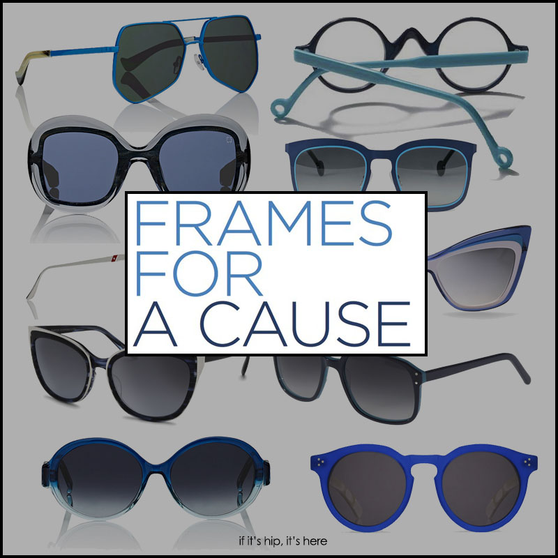 the cfda council of fashion designers of america has teamed up with barneys to launch a special capsule collection of 10 designer eyeglass frames - Name Brand Eyeglass Frames