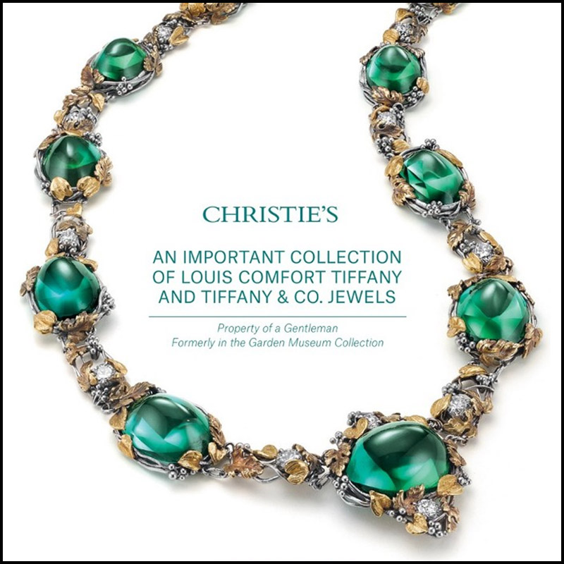 Louis Comfort Tiffany Jewels