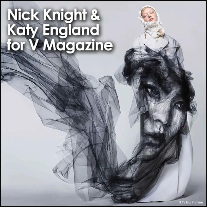 nick knight katy englund V magazine