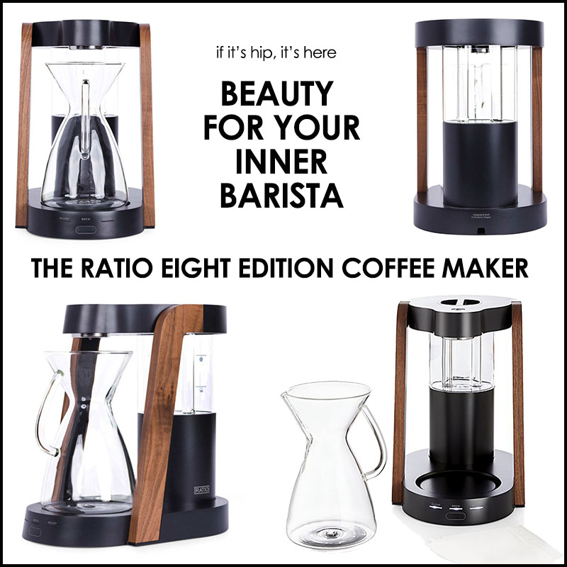 The Ratio Coffee Maker : Ratio Eight Edition Coffee Makers: Brewing Meets Beauty