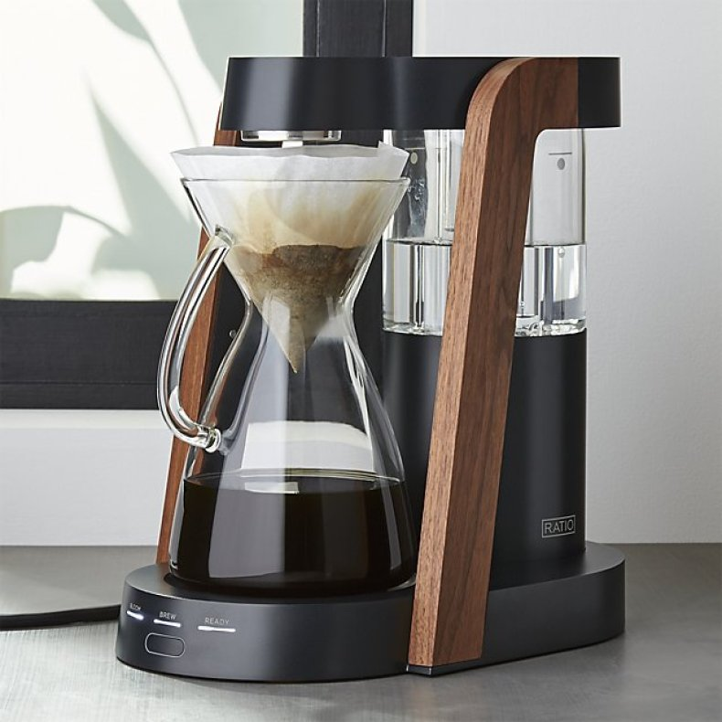 Ratio Eight Edition Coffee Makers Brewing Meets Beauty