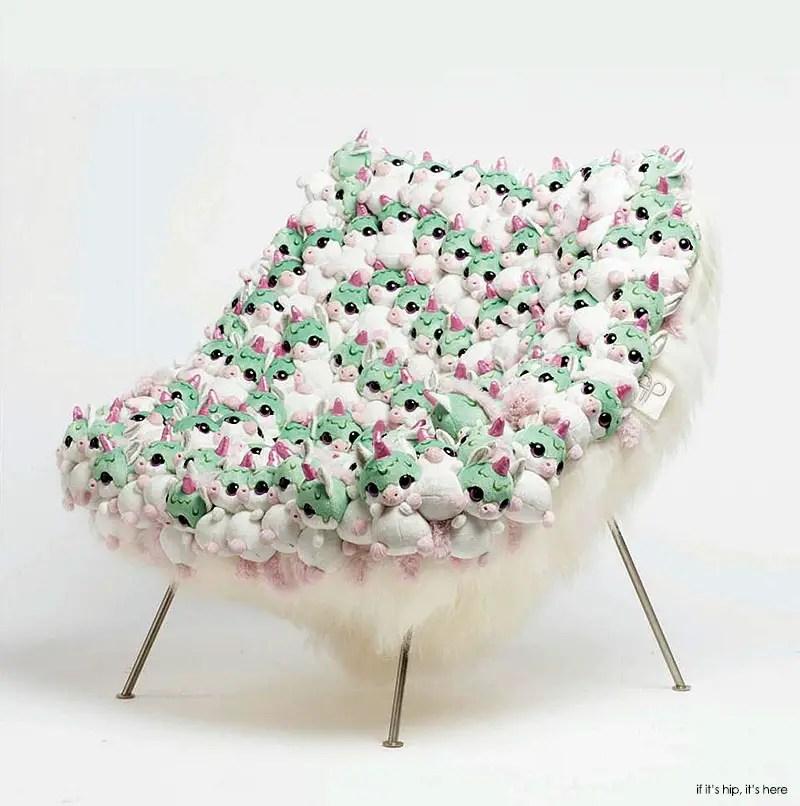 Magical Unicorn Chair