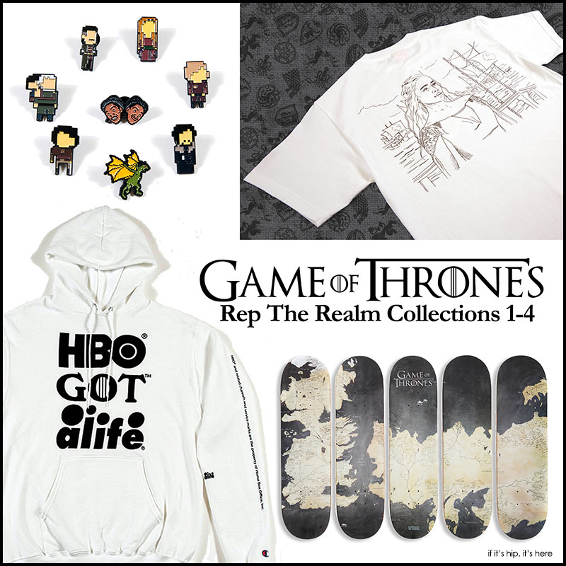 Game of Thrones Rep The Realm