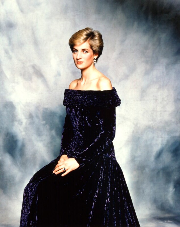 Remembering Diana Through 40 Formal Portraits 20 Years