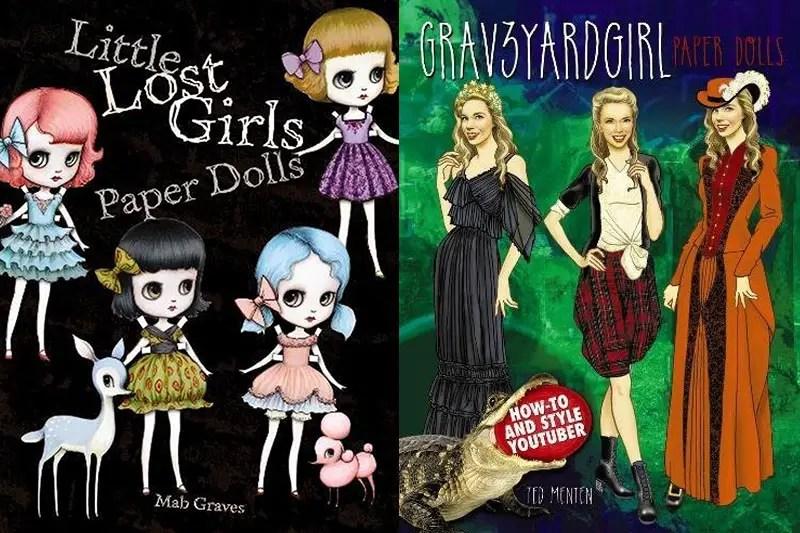 dolls paper Adult interactive