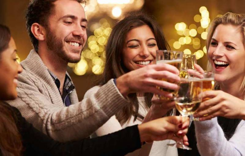 Millennials and Champagne