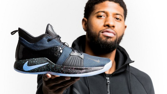 new concept 6deee 9bc53 The Paul George PlayStation Nike Sneakers: PG2 PLAYSTATION ...