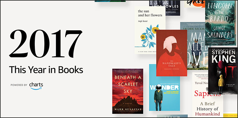 Best Books, Music, TV and Food of 2017