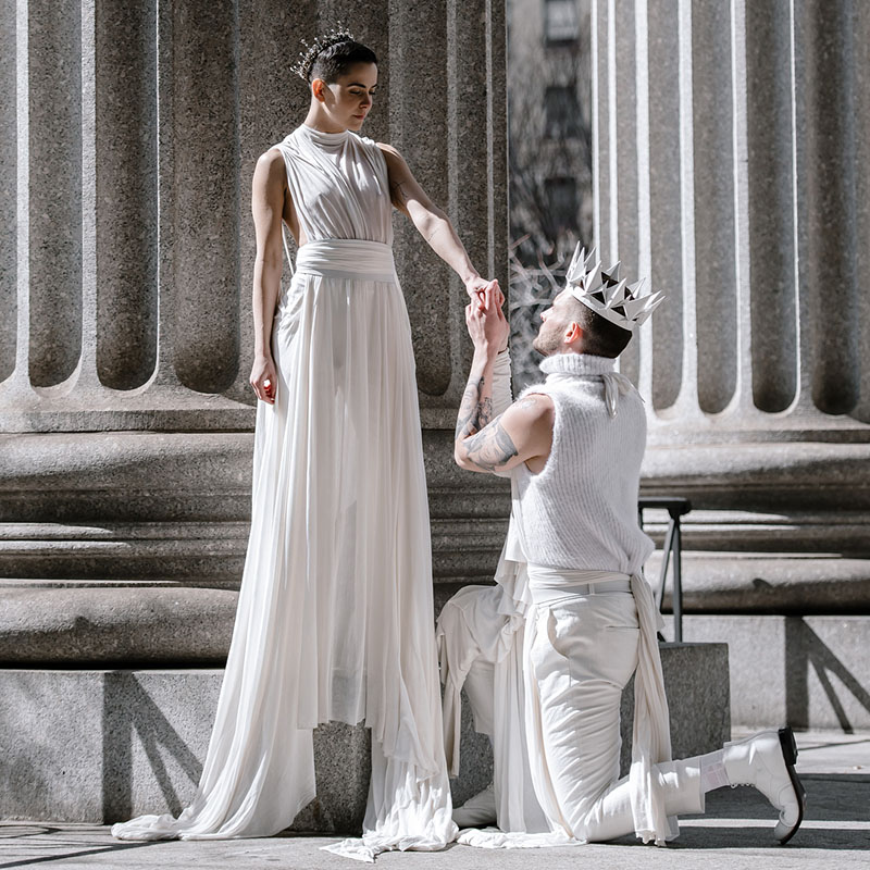 Nico Tortorella And Bethany Meyers Breathtaking Wedding Photos If It S Hip It S Here