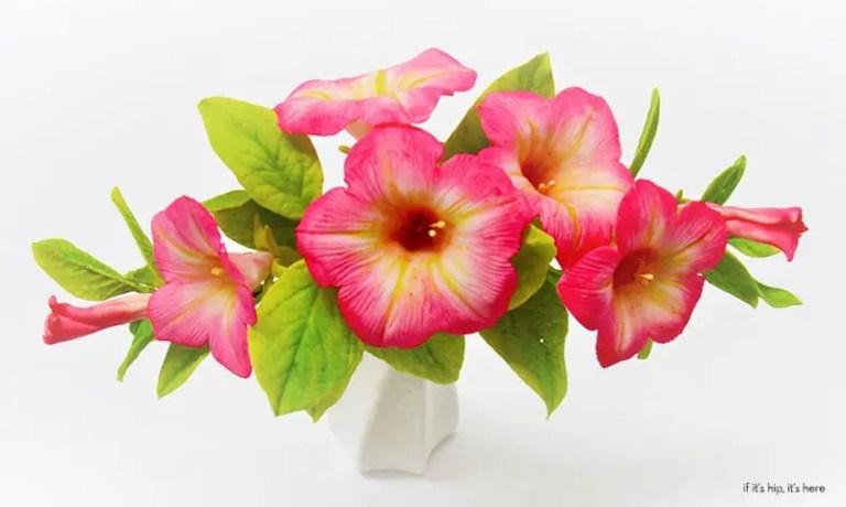 floral sugar art