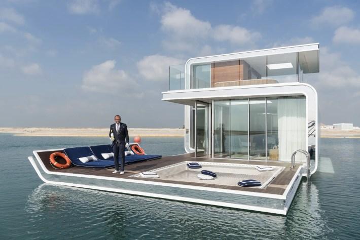 Floating Seahorse Villas