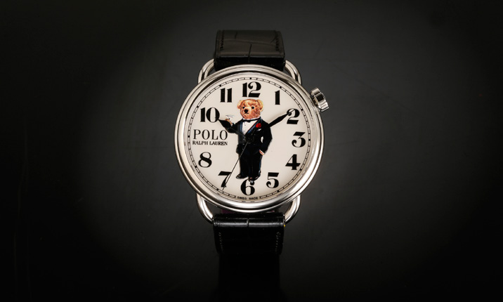 Read more about the article Ralph Lauren Launches Polo Bear Watches