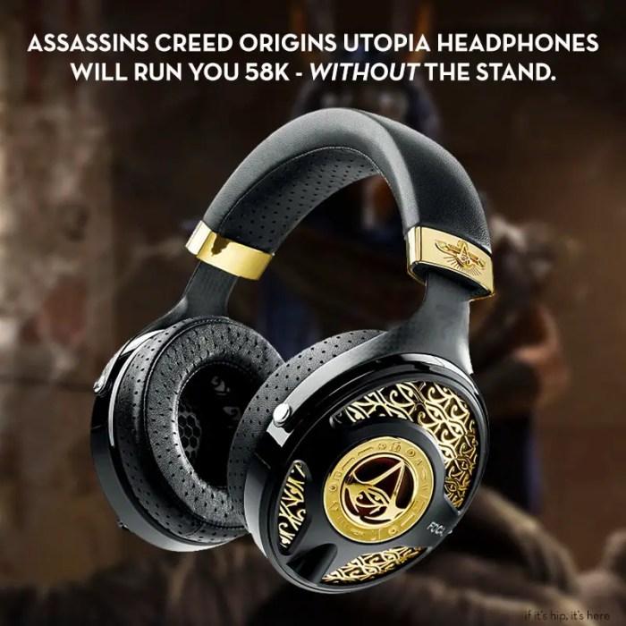 Assassins Creed Origins Utopia Headphones