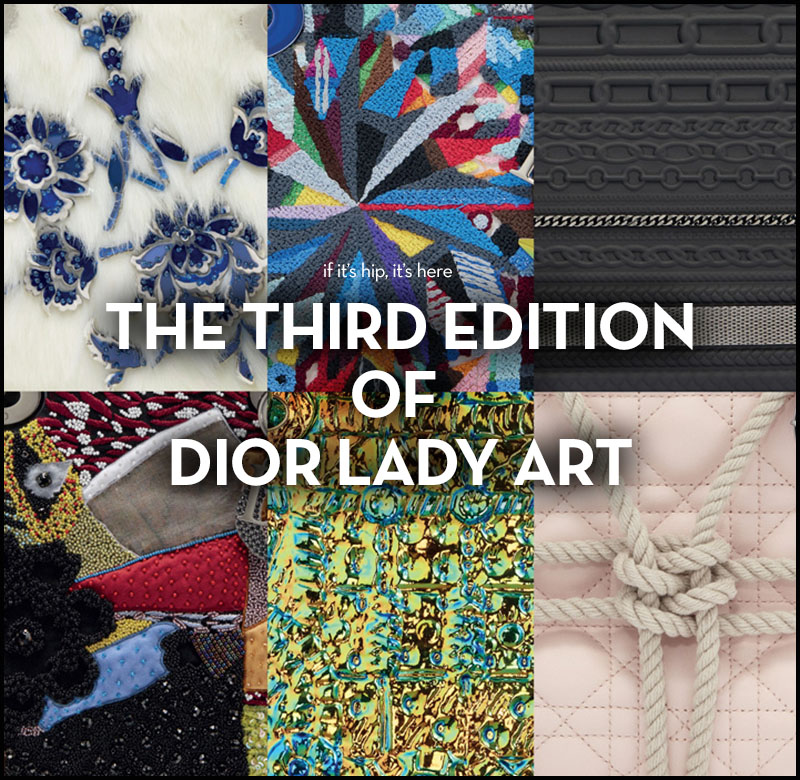 2ff0e9764f We first blogged about the Lady Dior project in its inaugural year. At that  time, Dior invited seven designers of both sexes to turn the brand's iconic  Lady ...