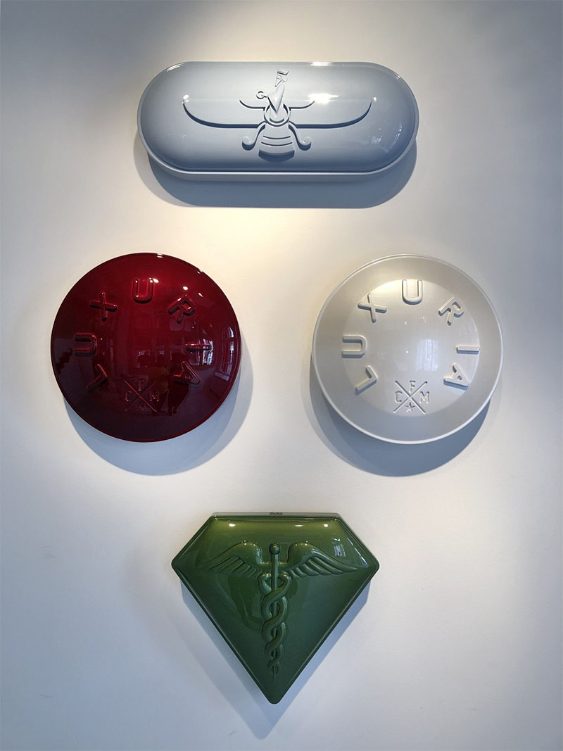 Luxuria Pills by Catharina van de Ven