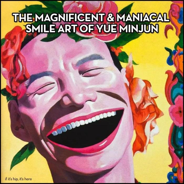 Yue Minun Smile art