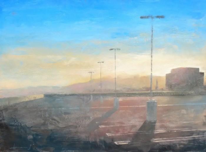 Eric Hesse paintings