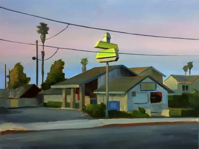 Taylor Montague, Street Scene