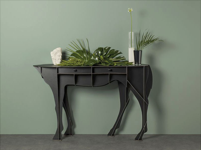 iBride Zoomorphic Furniture