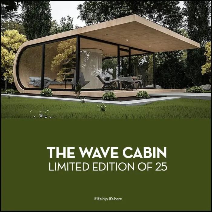 mousarris wave cabin