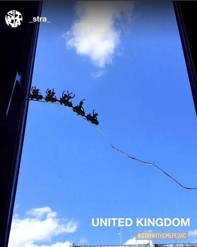 UK window art