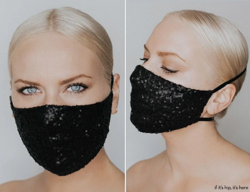 Read more about the article Katie May Makes The Most Fashionable Face Masks (and they Support Police Officers)