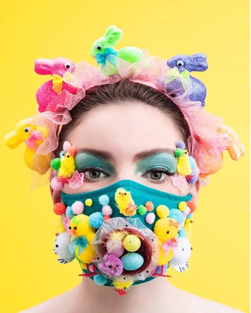 Easter face Mask