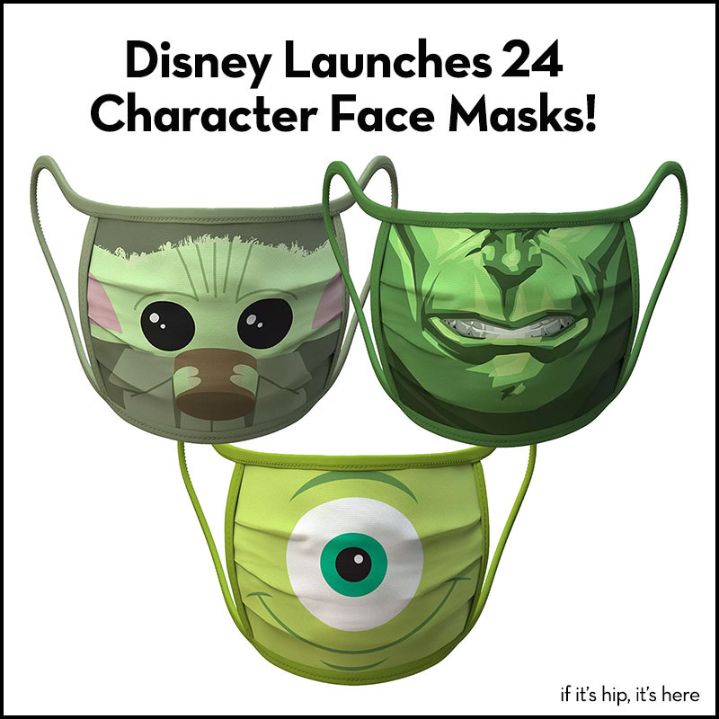 disney launches face masks