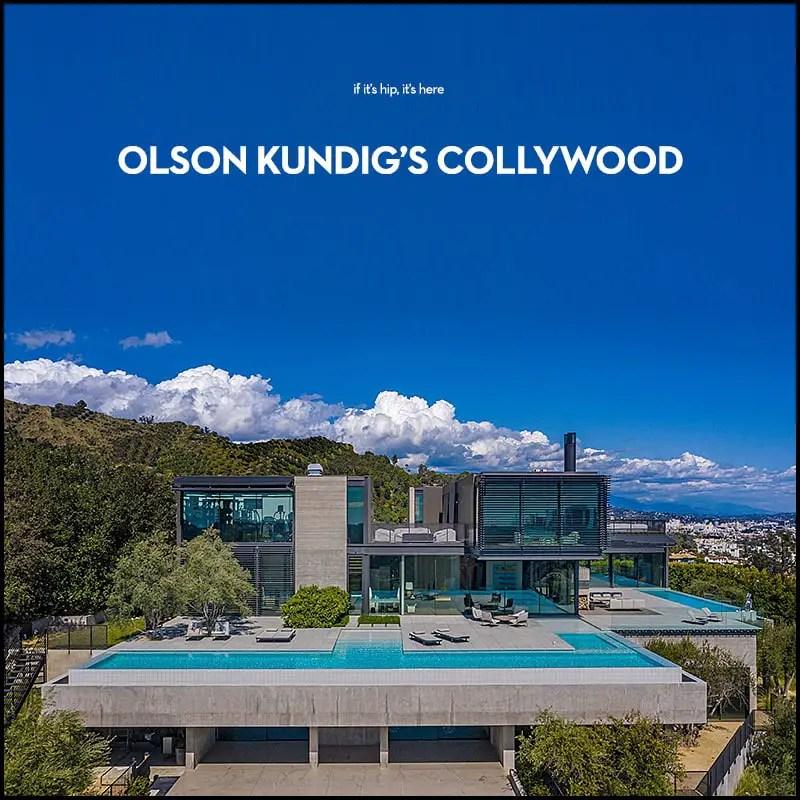 Olson Kundig Collywood House