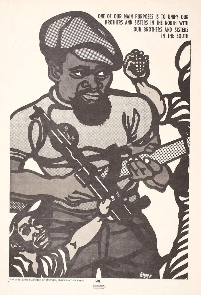 empry douglas revolutionary art