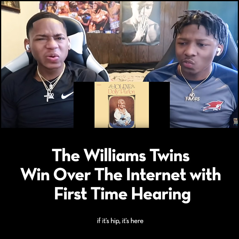 Williams Twins First Time Hearing