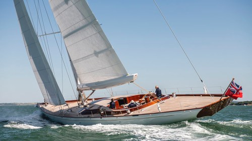 Read more about the article The Most Stunning Interior And it's In A Sustainable Sailing Superyacht
