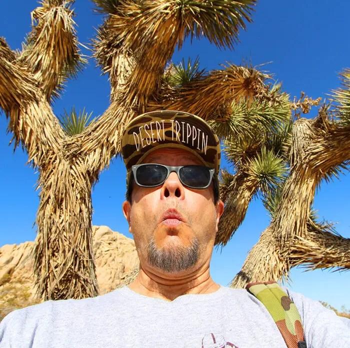 Joe Bui of Desert Trippin