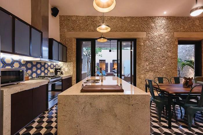 casa xolotl kitchen 2