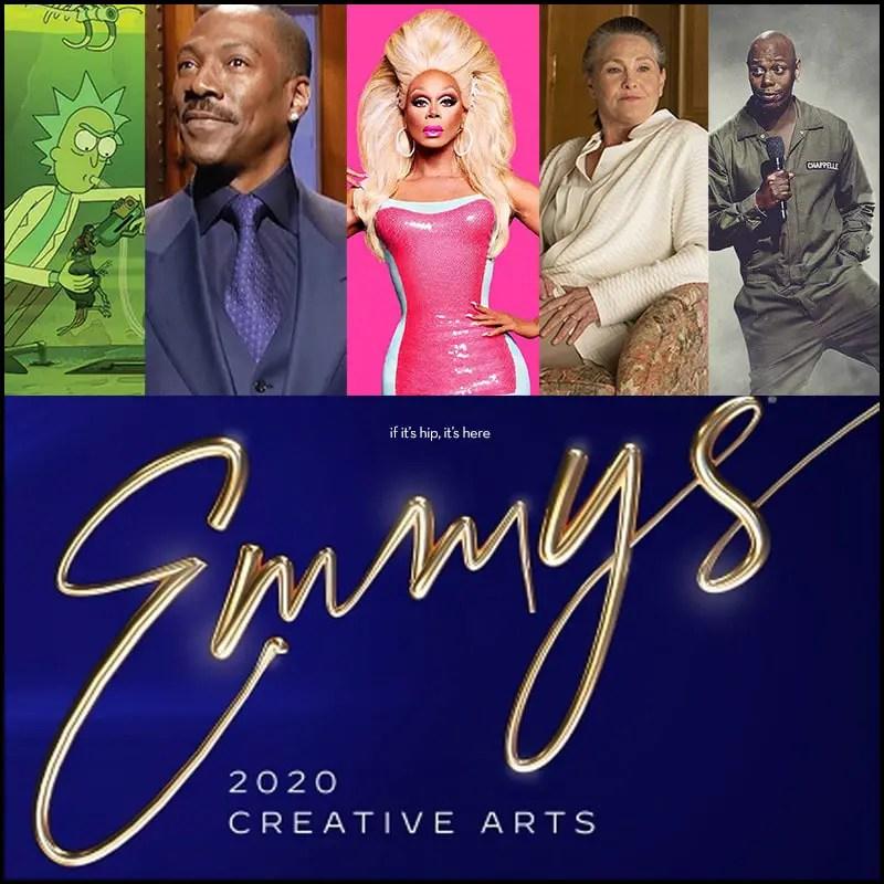 2020 Creative Arts Emmy Winners