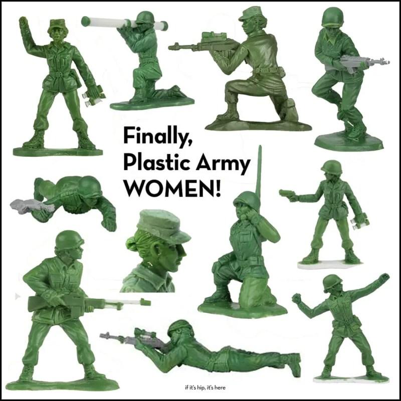 Plastic-Army-Women IIHIH