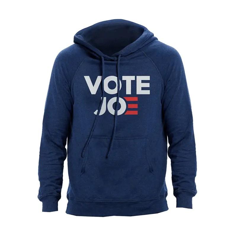 vera wang vote joe biden hoodie