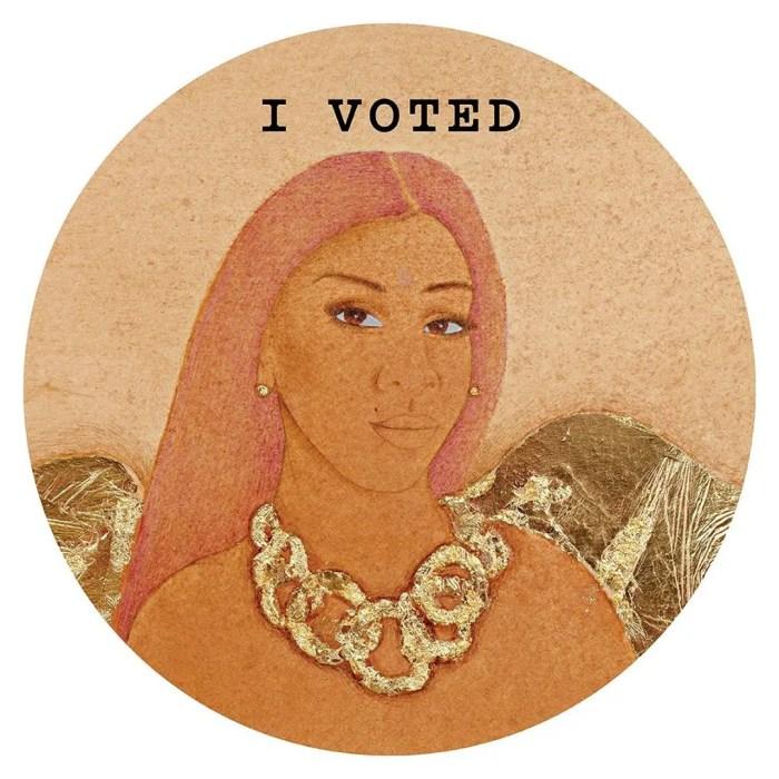 Hiba Schahbaz i voted