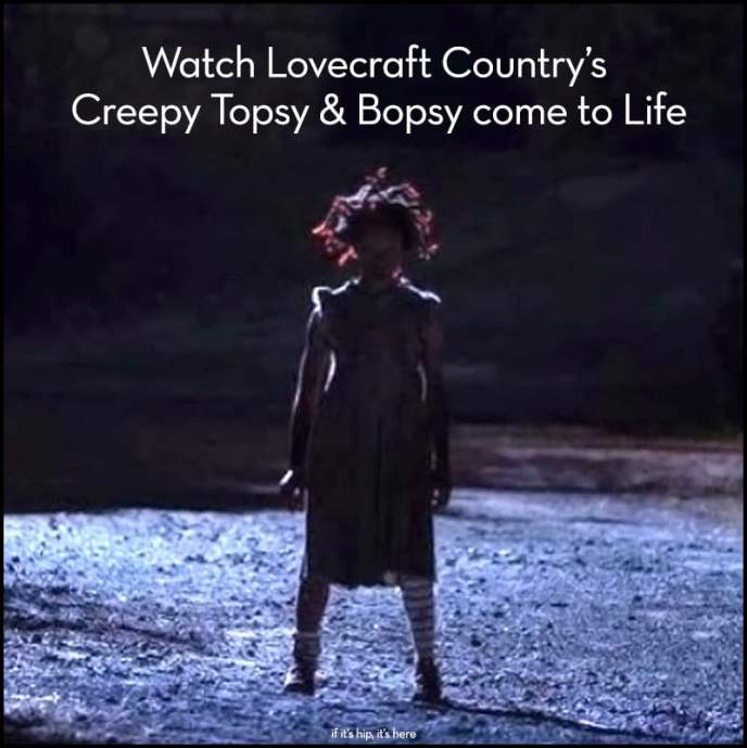 lovecraft country topsy and bopsy