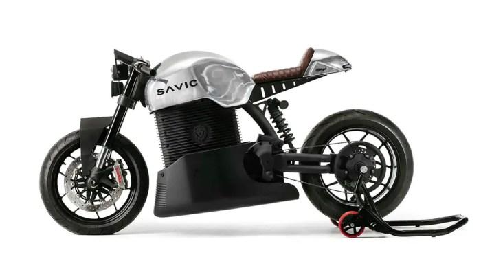 australian savic electric motorcycle