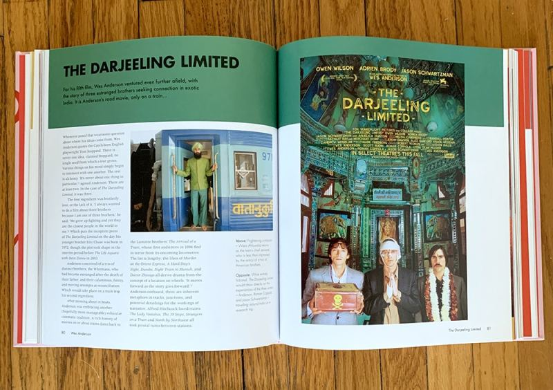 darjeeling limited spread