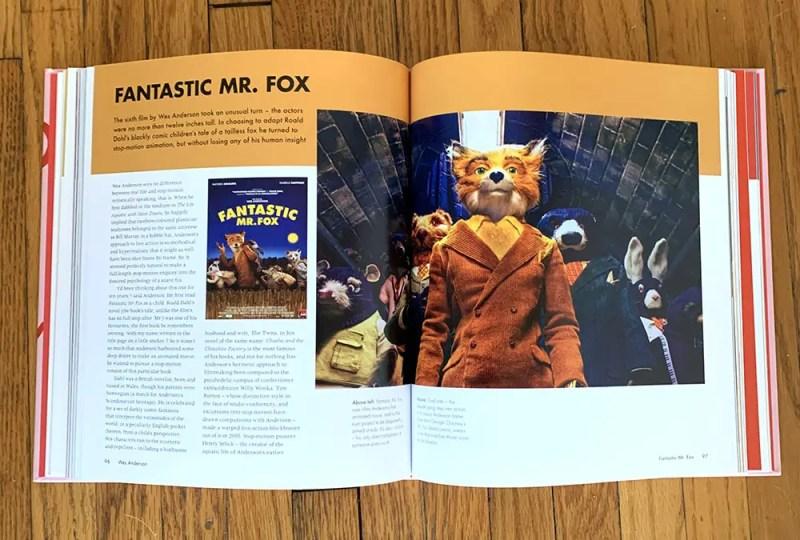fantastic mr fox spread