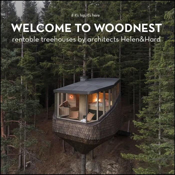 woodnest treehouses