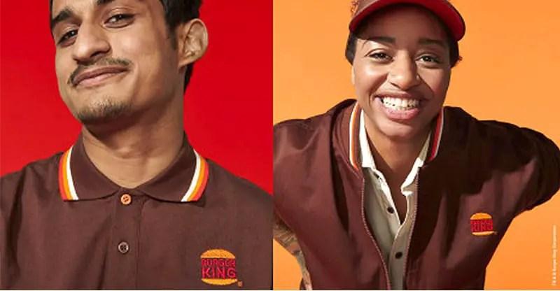 new bk uniforms