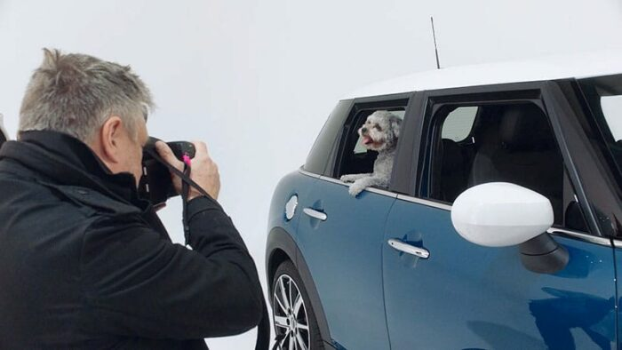 MINI launched by Rankin