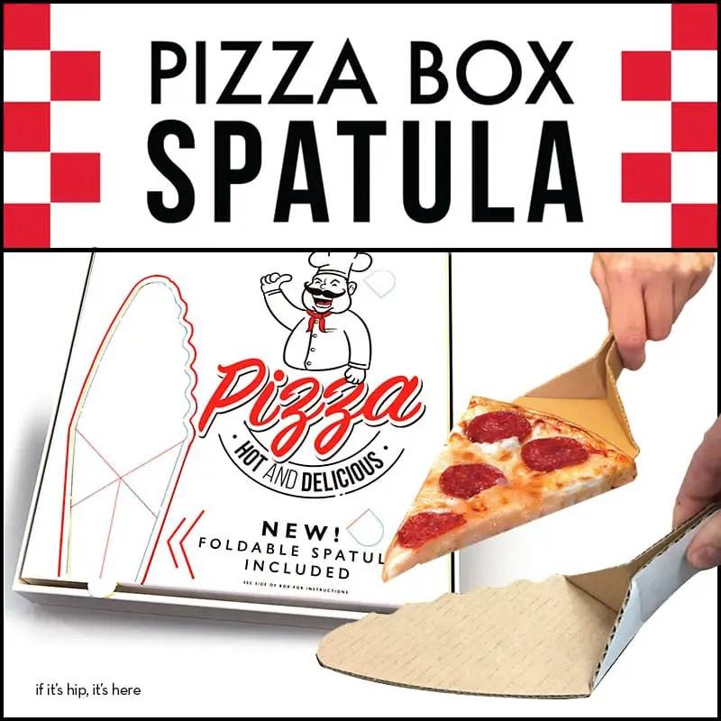 the pizza box spatula