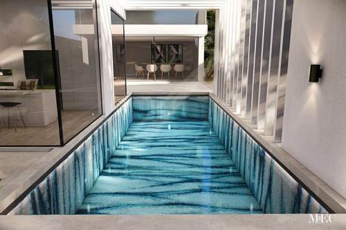 Read more about the article MEC Pool Mosaics Make Swimming Splashier.