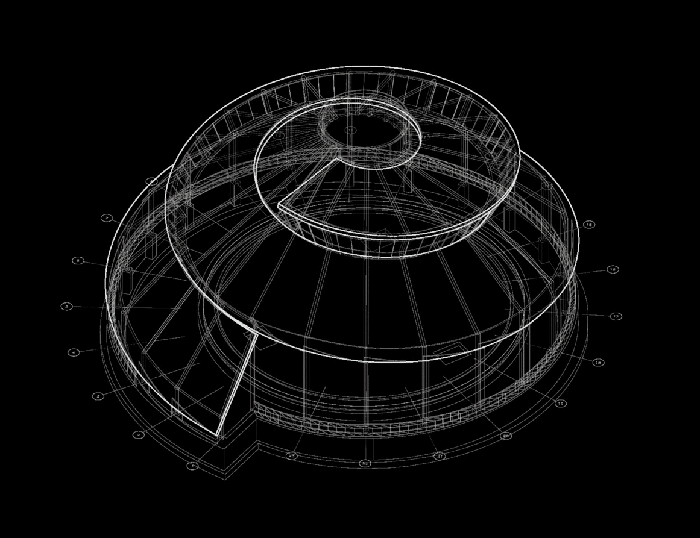 Seaglass Carousel nautilus plan