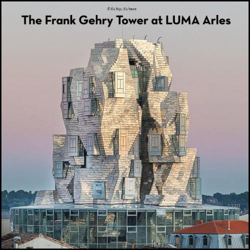 Read more about the article Frank Gehry Tower at LUMA Arles